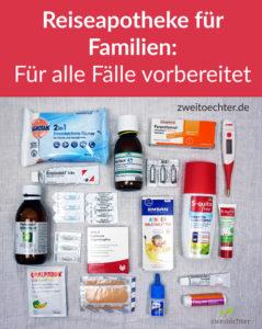 Reiseapotheke für Familien