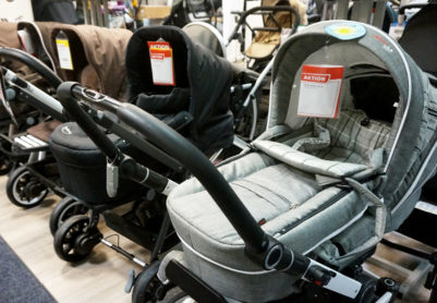 Tipps für den Kinderwagenkauf