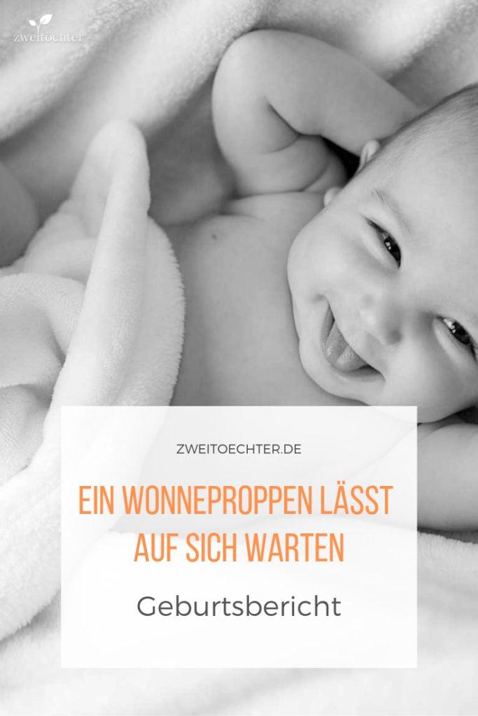 Geburtsbericht vom 3. Kind: Ein Wonneproppen lässt auf sich warten
