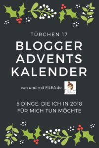 BLOGGERADVENTSKALENDER FILEA Türchen 17