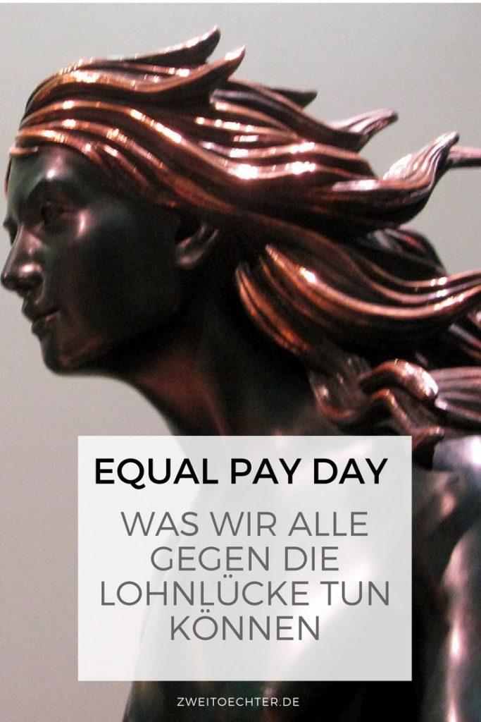 Equal Pay Day: Was wir alle gegen die Lohnlücke tun können - zweitöchter