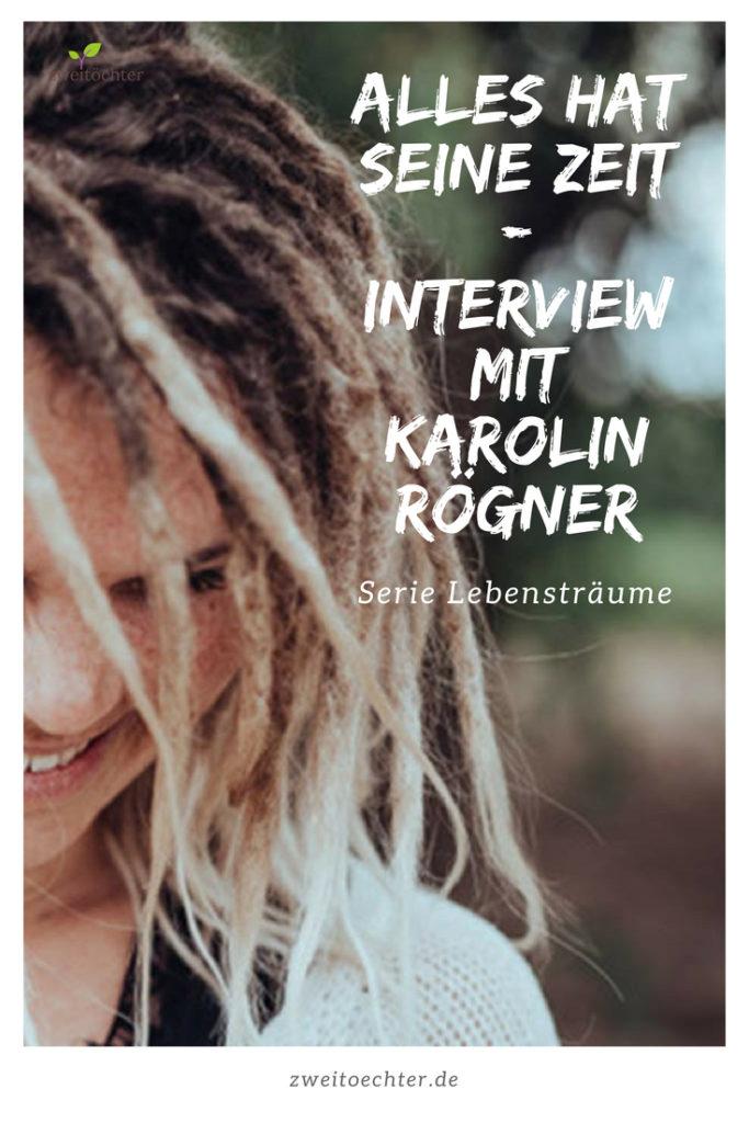 Alles hat seine Zeit - Serie Lebensträume von Müttern - Interview mit Fotografin Karolin Rögner auf zweitoechter.de