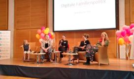 zweitöchter auf der Blogfamilia in Berlin