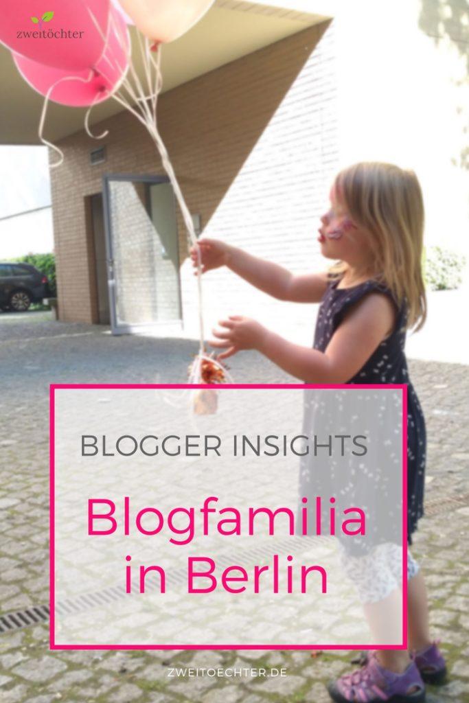 Blogfamilia in Berlin - ein ereignisreiches Wochenende - zweitöchter