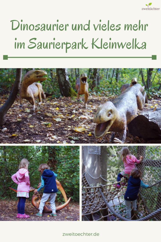 Dinosaurier und vieles mehr im Saurierpark Kleinwelka - zweitöchter