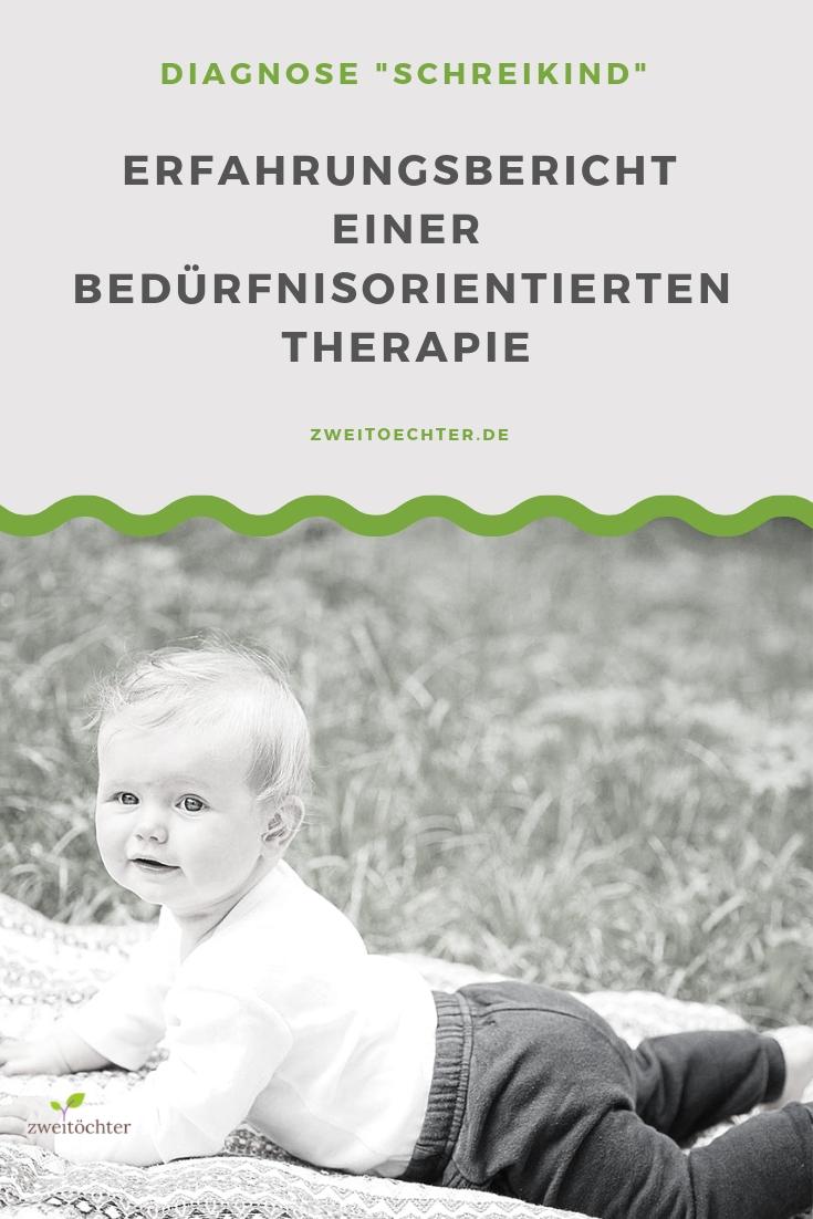 """""""Schreikind"""": Erfahrungsbericht einer bedürfnisorientierten Therapie - zweitöchter"""