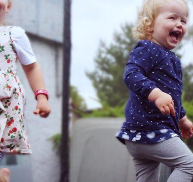 Nachhaltige Geschenke für Einjährige bis Dreijährige - zweitöchter