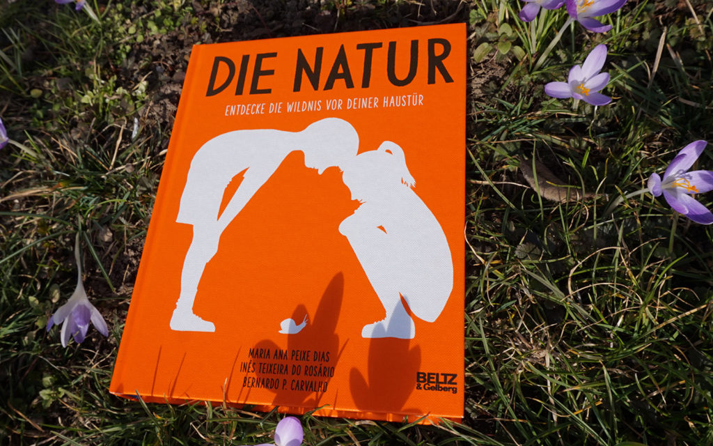 Cover - Die Natur. Entdecke die Wildnis vor Deiner Haustür