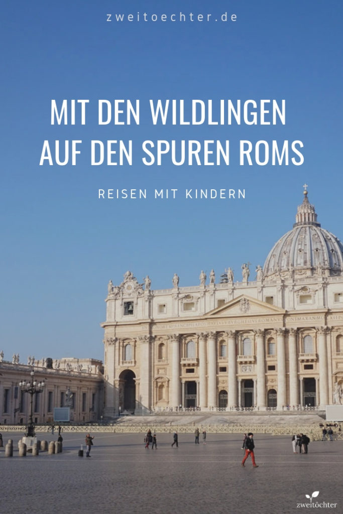 Mit den Wildlingen auf den Spuren Roms (Anzeige) - zweitöchter