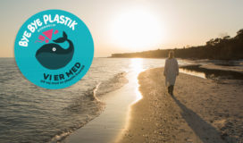 """Bye Bye Plastik"": Steffi sagt dem Plastikmüll auf Bornholm den Kampf an"