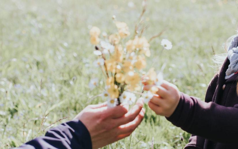 Vom Sein und Werden: achtsame Sprache mit Kindern