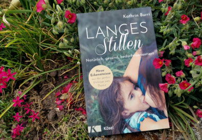 "Rezension Buch ""Langes Stillen"" Cover"